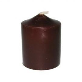 Vela taco Chocolate - S&S - 3,8x4,7cm