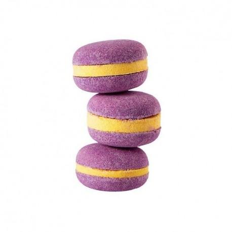 Macarons de Baño - Fruta de la Pasión Hidratante - 60-65 gr