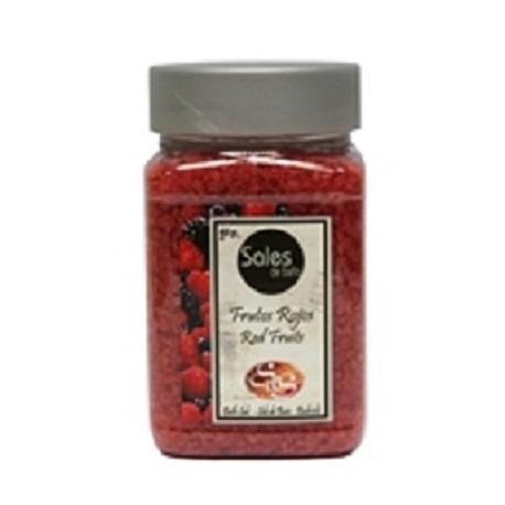 Sales de Baño Frutos Rojos - SYS - 400 gr