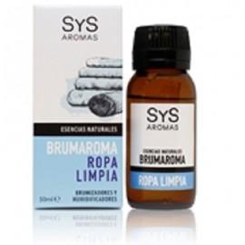 Esencia Brumaroma Ropa Limpia - SYS - 50 ml