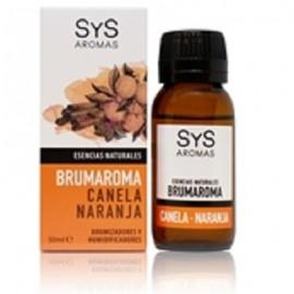 Esencia Brumaroma Canela-Naranja - SYS - 50 ml
