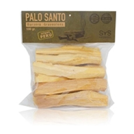 Incienso Palo Santo - SYS - 100 gr