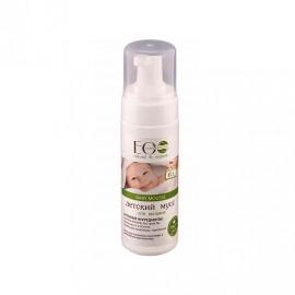 Baby Mousse Orgánico para niños - 150 ML