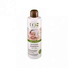 Gel y Champú Orgánico 2 en 1 niños (no más lagrimas) - 250 ML