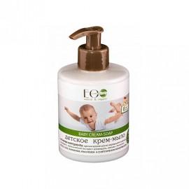 Jabón Cremoso Orgánico para niños - 300 ML