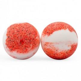 Bola de Baño Strawberry Cream - 125 gr