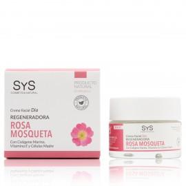 Crema Facial - SYS - Rosa Mosqueta - S&S - 50 ml