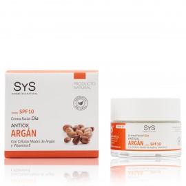 Crema Facial Día Argán S&S - 50 ml