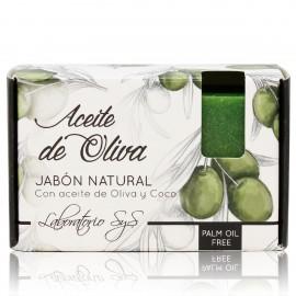 Jabón Aceite Oliva Premium - SYS - 100 gr