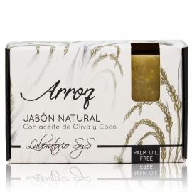 Jabón Arroz Premium - SYS - 100 gr