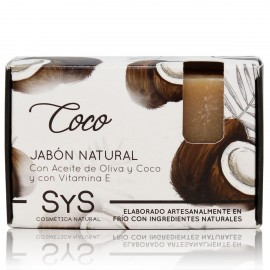 Jabón Coco Premium - SYS - 100 gr