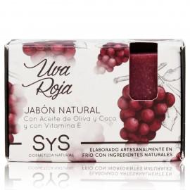 Jabón Uva Roja Premium - SYS - 100 gr