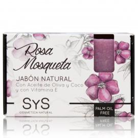 Jabón Rosa Mosqueta Premium - SYS - 100 gr