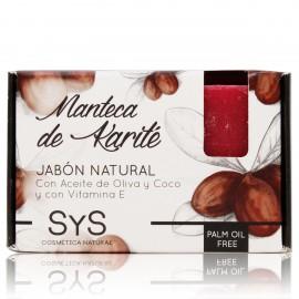 Jabón Manteca Karite Premium - SYS - 100 gr