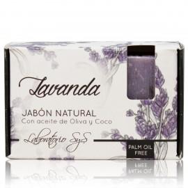 Jabón Lavanda Premium - SYS - 100 gr