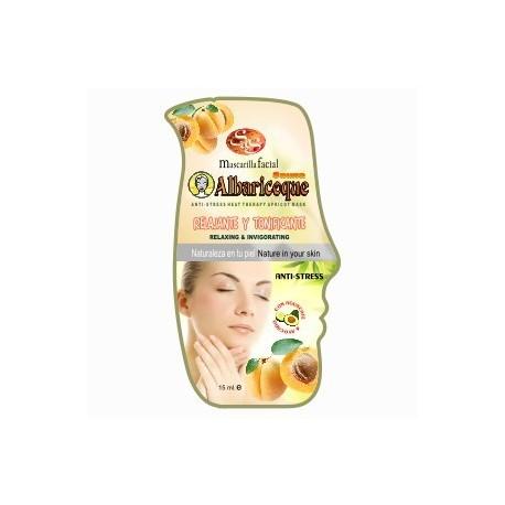 Mascarilla Facial - Albaricoque - S&S - 15 ml
