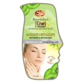 Mascarilla Facial - Kiwi y Yogurt - S&S - 15 ml