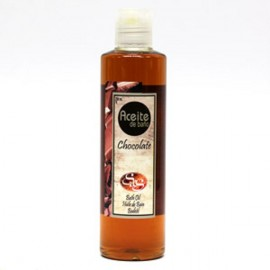 Aceite Corporal - Chocolate - S&S - 250 ml