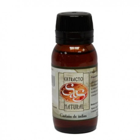 Extracto de Castaño de Indias -S&S - Alta Concentración - 50 ml
