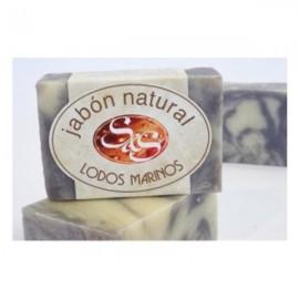 Jabón de Lodos Marinos - S&S - 100 gr