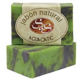 Jabón de Aguacate - S&S - 100 gr