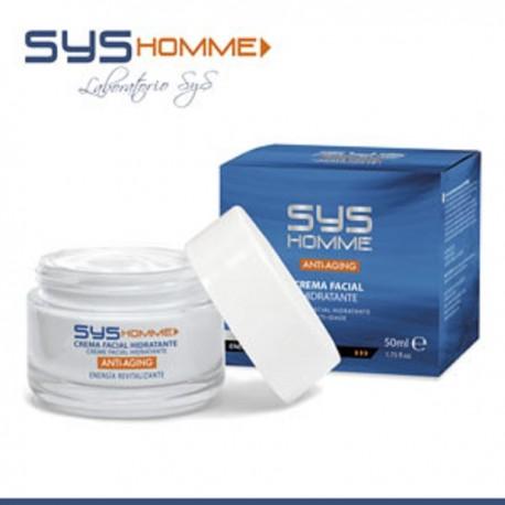 Crema Facial Homme - S&S - 50 ml