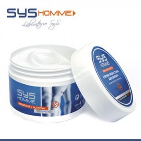Crema Reductora Abdominal Homme - S&S - 300 ml