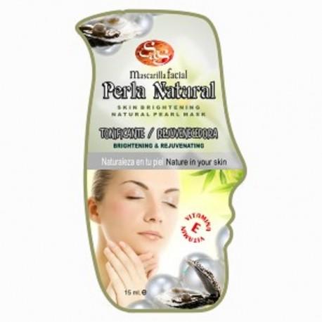 Mascarilla Facial - Perla Natural - S&S - 15 ml