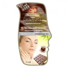 Mascarilla Facial  - Chocolate y Karité - S&S - 15 ml
