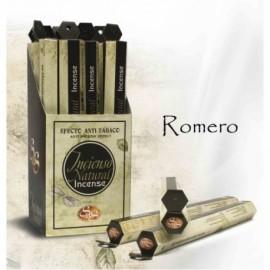 Incienso Nat. S&S 20 Stick Romero
