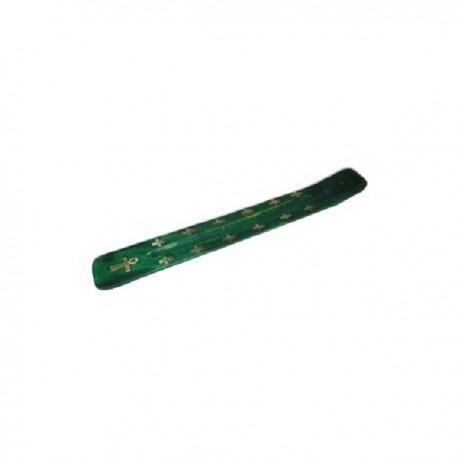 Incensario Verde 30 cm
