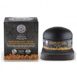 Jabón Negro Nórdico DETOX - Natura Sibérica - 120 ml