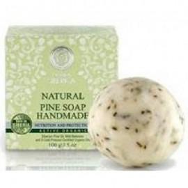 Jabón de Pino Natural Hecho a Mano - Natura Sibérica - 100 gr